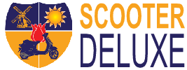 scooter deluxe logo