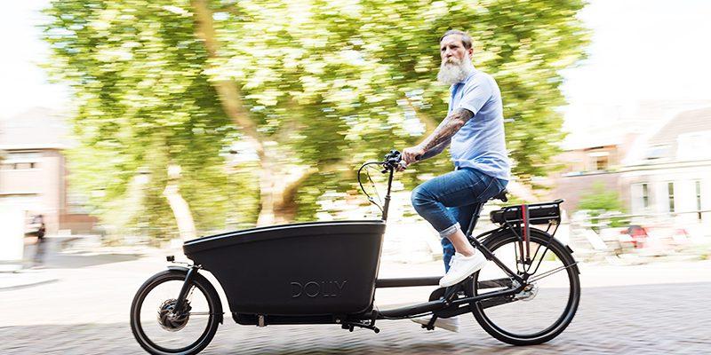 Geweldige fiets