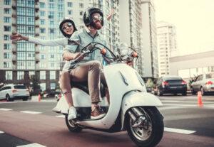 scooter accu